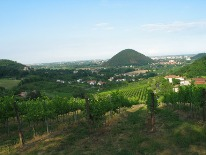 Foto: panorama di Abano Terme © Holiday Check