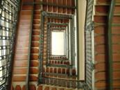 Foto: scalinata del Grand Hotel Varese © Palacento