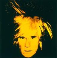 Foto: Andy Warhol (1928-1987), autoritratto, 1986