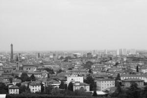 Foto: panorama di Bologna