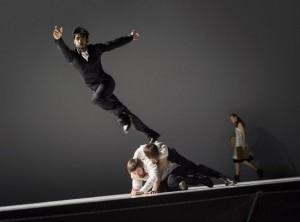 Foto di scena: AGAIN, Teatro a Corte 2014