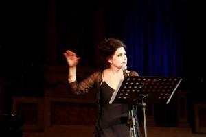 Foto di scena: Licia Maglietta,Teglio Teatro Festival Valtellina 2014