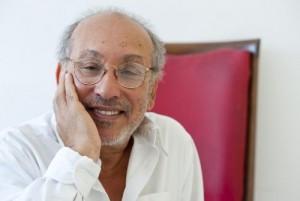 Foto: Fadhel Jaïbi, Direttore del Teatro nazionale di Tunisi