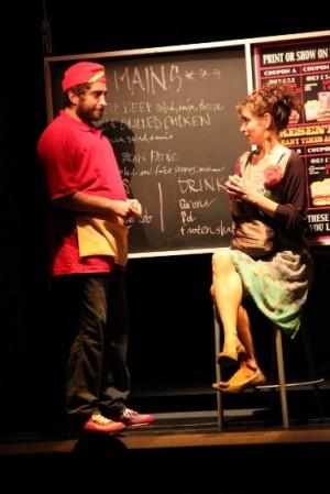 Foto di scena: Eigengrau, andato in scena al Teatro Filodrammatici di Milano dal 26 novembre al 6 dicembre 2015