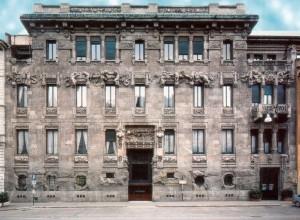 Foto: Palazzo Castiglioni a Milano