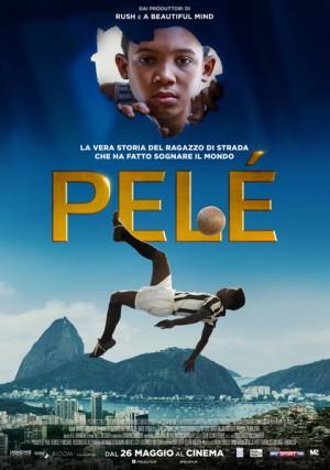 "Foto: locandina film ""Pelé"""