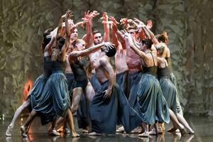 Foto di scena: Futura. Ballando con Lucio, al Teatro Carcano di Milano dal 7 al 9 ottobre 2016, Balletto di Roma