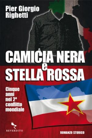 Foto: copertina libro Camicia nera e stella rossa
