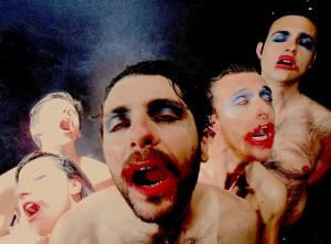 Foto di scena: Baal di Bertolt Brecht, regia di Giuseppe Isgrò, al Teatro Franco Parenti di Milano dal 22 novembre al 4 dicembre 2016