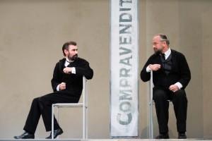 I 100 GIORNI DI LEHMAN TRILOGY @ Piccolo Teatro Paolo Grassi | Milano | Lombardia | Italia
