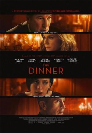 Foto: locandina film (The Dinner)