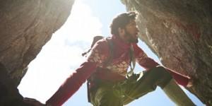 "Foto: frame del film ""Still Alive – Dramma sul Monte Kenya"""