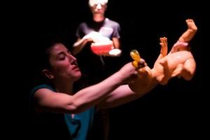 Foto di scena: ReProduction, Phoebe Zeitgeist, al Teatro della Contraddizione di Milano dal 19 al 22 ottobre 2017