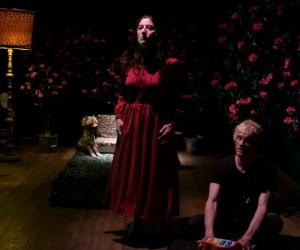 Foto di scena: RePRODUCTION di Phoebe Zeitgeist, al Teatro della Contraddizione di Milano dal 19 al 22 ottobre 2017