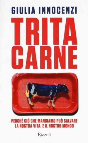 """Foto: copertina di """"Trita carne"""" © Rizzoli"""