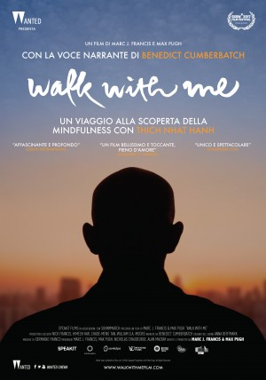 Foto: locandina Walk With Me