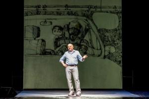Foto di scena: Le avventure di Numero primo, Marco Paolini - Piccolo Teatro Strehler dal 28 novembre al 10 dicembre 2017