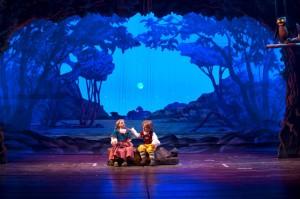 Foto di scena: Hansel e Gretel, al Piccolo Teatro Studio Melato di Milano dal 27 dicembre 2017 al 7 gennaio 2018