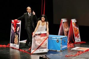 FRIDA K - Vita di merda con pittura @ Teatro Libero | Milano | Lombardia | Italia