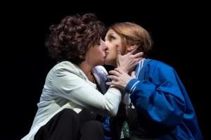Foto di scena: Rosalyn, Alessandra Faiella e Marina Massironi, al Teatro Carcano di Milano dall'11 al 21 gennaio  2018