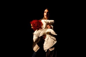L'ACROBATA di Laura Forti @ Teatro Elfo Puccini Sala Fassbinder | Milano | Lombardia | Italia