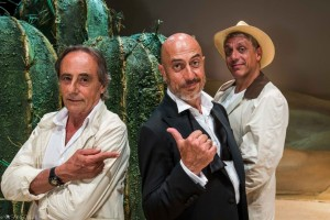 SABBIE MOBILI @ Teatro Martinitt | Milano | Lombardia | Italia