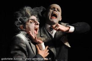 Foto: Milano Clown Festival, Fratelli Caproni