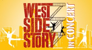 Foto: locandina West Side Story, laVerdi, Auditorium di Milano 17 e 18 gennaio 2018