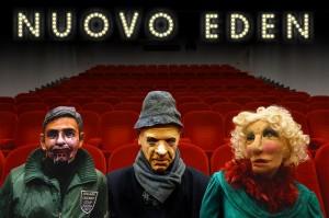 Foto di scena: Nuovo Eden, Jessica Leonello, al Teatro Libero di Milano dall'8 al 12 febbraio 2018