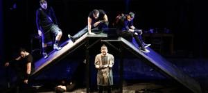 LA PARANZA DEI BAMBINI di Roberto Saviano e Mario Gelardi  @ MTM Teatro Leonardo | Milano | Lombardia | Italia
