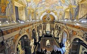 Foto: interno Cappella Sansevero di Napoli