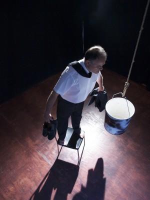 Foto di scena: Il custode, Riccardo Magherini, a PACTA Salone di Milano fino a domenica 18 febbraio 2018