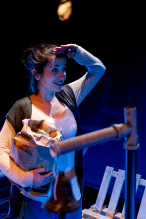 Foto di scena: Mozza, Claudia Gusmano, al Teatro Libero di Milano dal 26 al 28 gennaio 2018