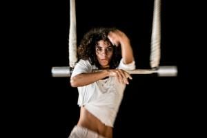 Foto di scena: Dittico di circo contemporaneo, Compagnia La Burrasca, Dittico di circo contemporaneo al Teatro Gerolamo di Milano