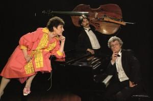 Foto di scena: Sinfollia, Dosto & Yevski e Donna Olimpia © laVerdi Pops