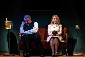 Foto di scena: Montagne russe, Antonio Rosti e Rossella Rapisarda, al Teatro Litta di Milano dal 20 al 25 marzo 208