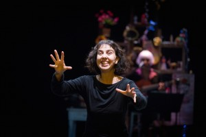 Foto di scena: Neverending, Barbara Altissimo, al Teatro Out Off di Milano dal 27 al 28 marzo 2018