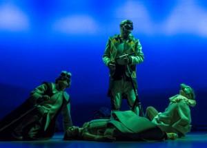 Foto di scena: Il teatro comico di Carlo Goldoni, regia di Roberto Latini © Masiar Pasquali